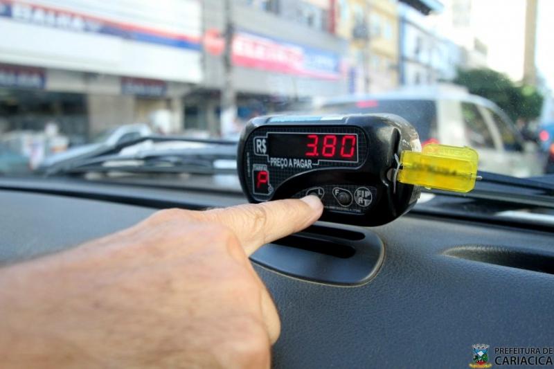 Ipem realiza verificação anual de taxímetro em Marília