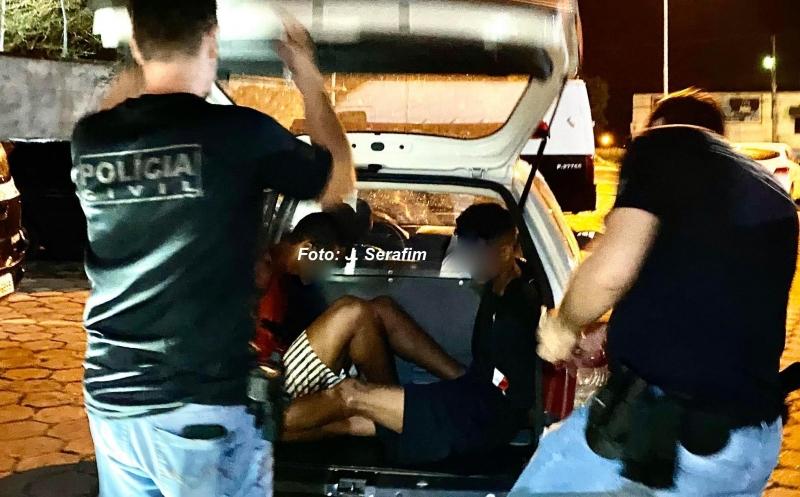 Polícia prende três envolvidos na morte de treinador, na região