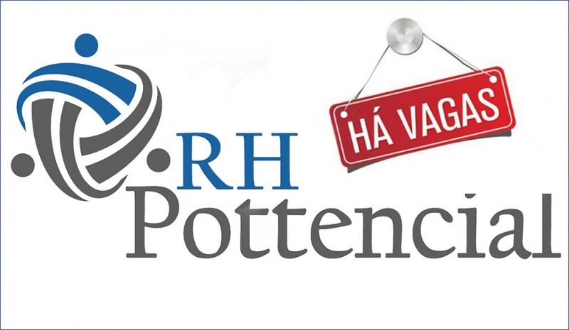 RH Pottencial: confira as oportunidades de emprego!