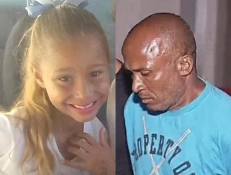 Mãe de Emanuelle, menina morta com 13 facadas diz que está vivendo a base de calmantes