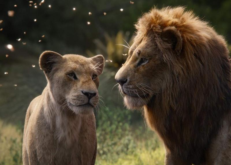 """""""O Rei Leão"""" já é maior estreia do cinema na história"""