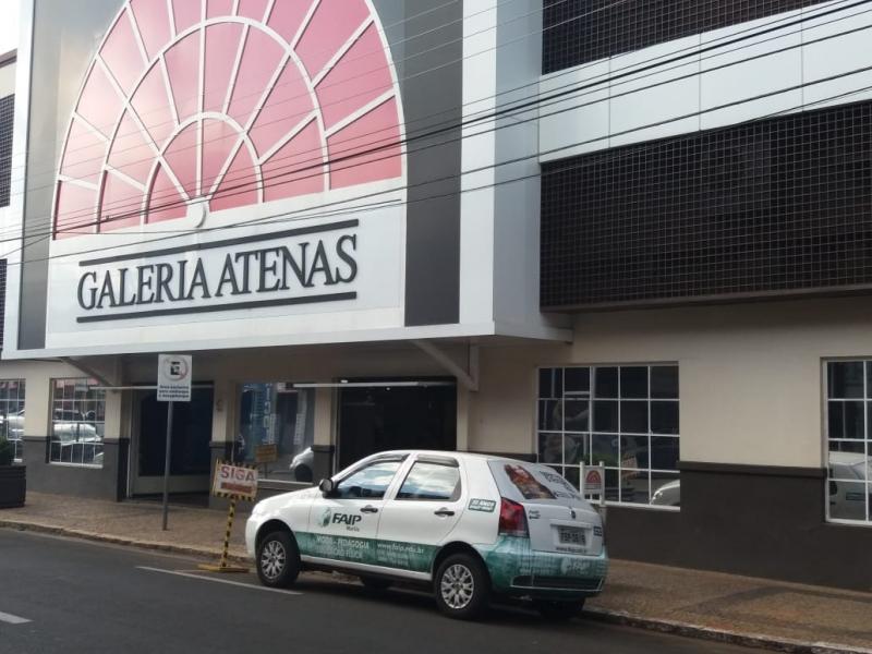 """Grupo Faip/Faef procura loja âncora para revitalizar o primeiro """"shopping"""" de Marília"""