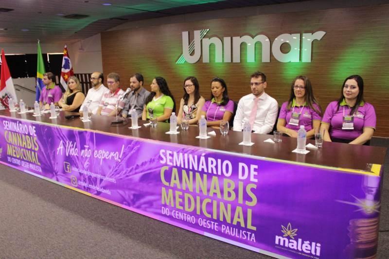 Unimar recebe a 1º Seminário de Cannabis Medicinal do Centro Oeste Paulista