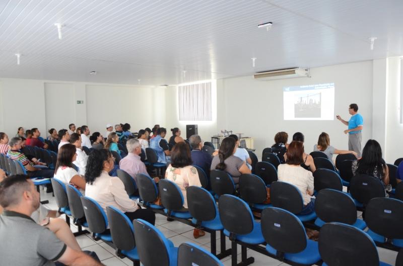 Realizada em Marília campanha para prevenção de acidentes envolvendo energia elétrica