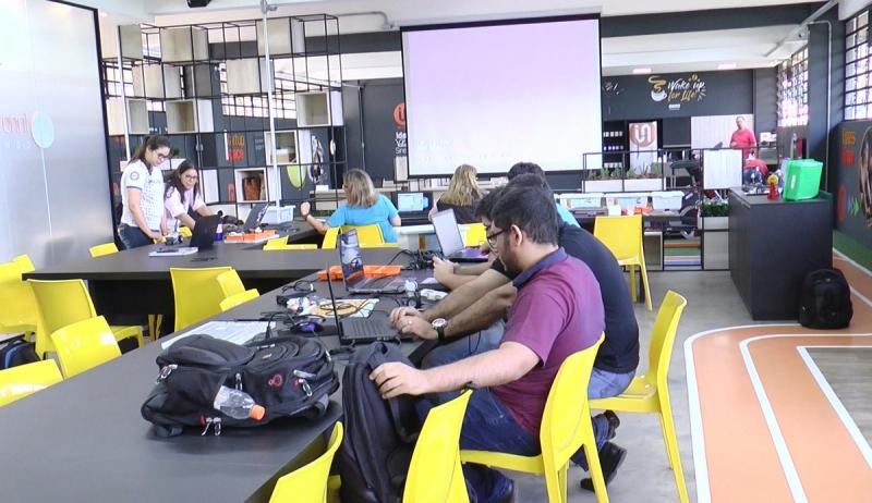 UNIVEM ESCOLAS: Programa aproxima alunos do Ensino Médio do Centro Universitário