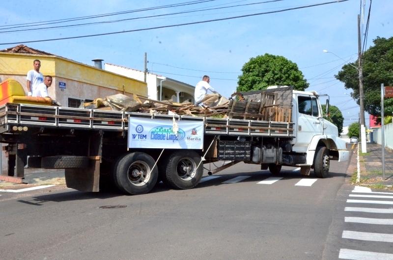 """Mutirão """"Cidade Limpa"""" soma quase 500 toneladas e encerra zona sul nesta quarta"""