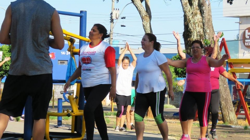 Esportes oferece aulas gratuitas de ginástica e recreação infantil