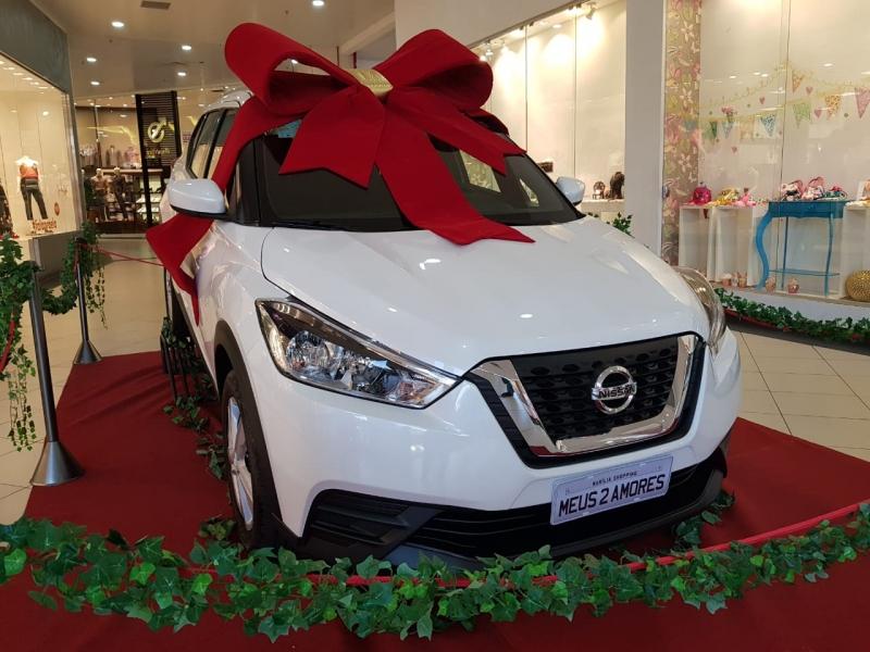 Marília Shopping sorteia Nissan Kicks da campanha 'Meus Dois Amores'