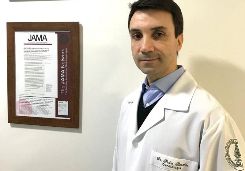 Cardiologista da Santa Casa assume edição de revista internacional