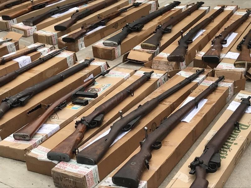 Traficantes de vários estados se uniram para comprar fuzis
