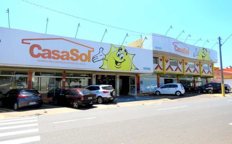 Casa Sol prepara novo showroom de móveis planejados