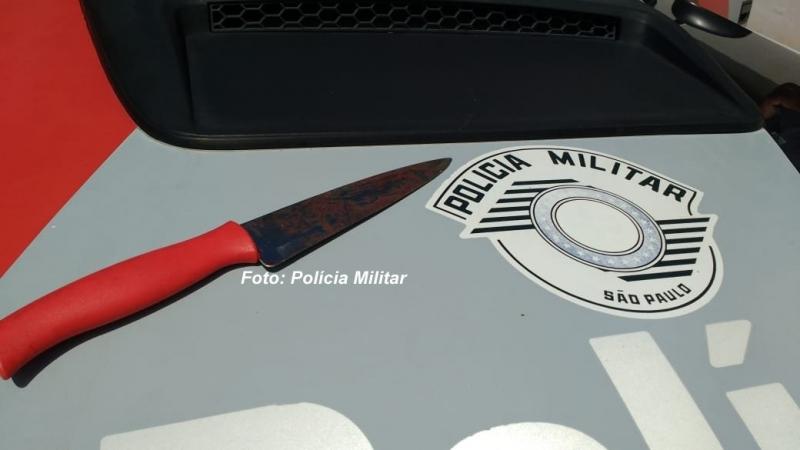 Policiais Militares prendem homem após matar a ex-companheira
