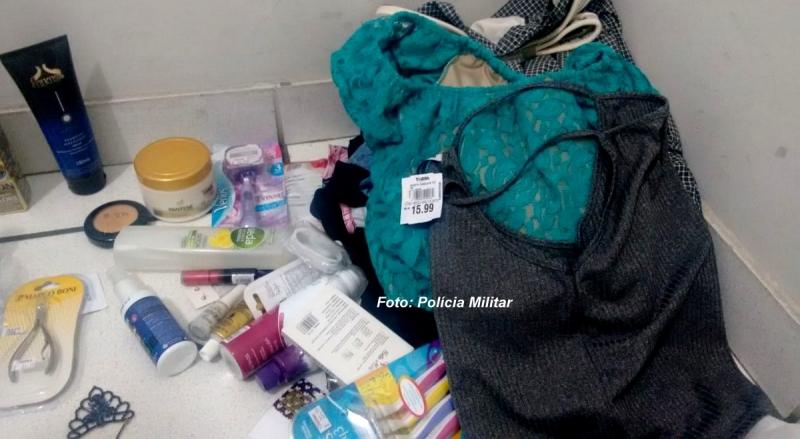 Casal e mulher são presos após furtar loja em Marília em Garça. Veja dicas de segurança