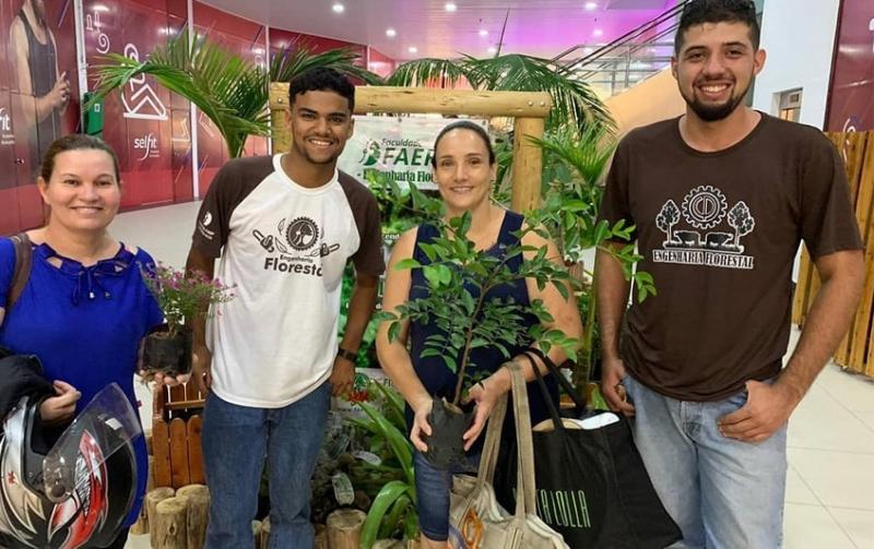 Marília Shopping incentiva boas ações em comemoração ao Dia da Gentileza