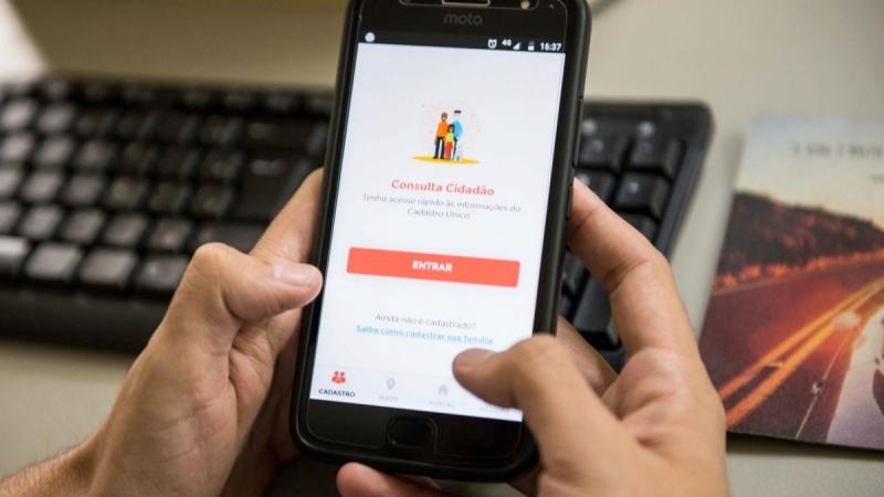 Assistência Social lembra usuários do  Cadúnico sobre o aplicativo gratuito