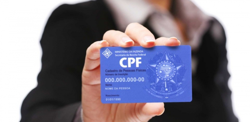 CPF será único documento exigido para acesso a serviços do governo