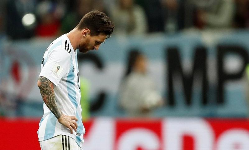 Argentina é atropelada pela Croácia e precisa de milagre para avançar