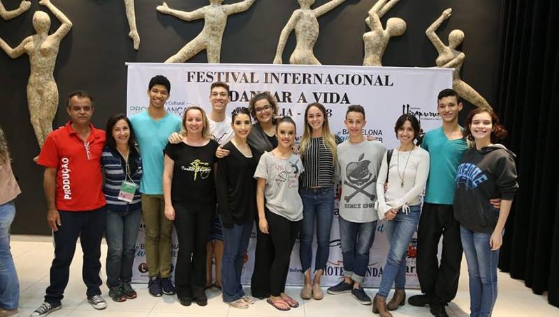 Festival Dançar a Vida 2018 segue com workshops e apresentações até domingo