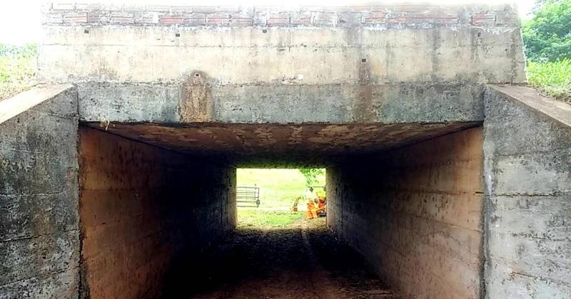 Entrevias inicia recuperação de viadutos, pontes e galerias na região de Marília
