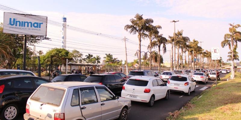 """Processo Seletivo da Unimar """"Permita-se Viver em 2020"""" recebe candidatos de várias cidades do país"""