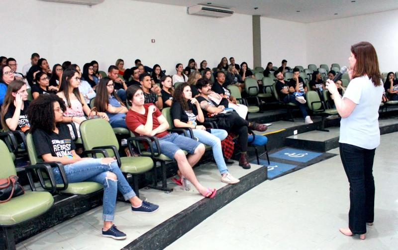 Semana de Recursos Humanos organizada pelos alunos surpreende pelas palestras e temas