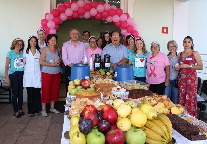 """Outubro Rosa é o tema da 11ª edição do """"Café com Amor"""" da Oncologia da Santa Casa de Marília"""