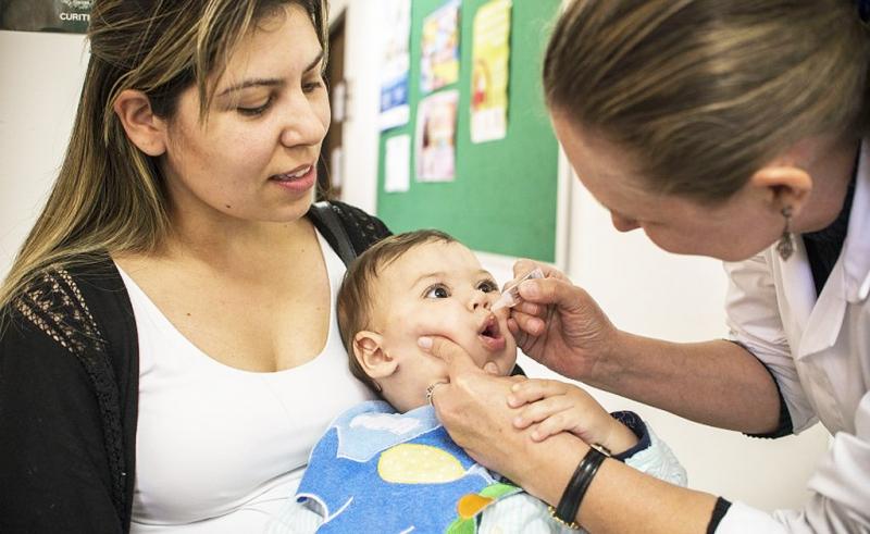 Mobilização contra Pólio e Sarampo em Marília começa em agosto