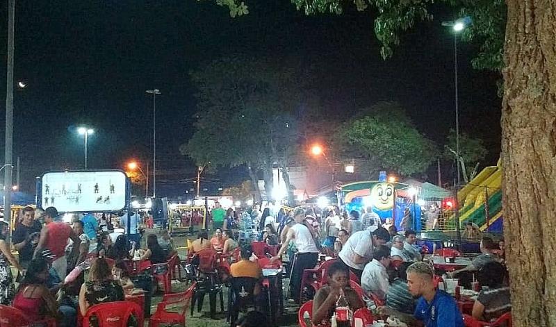 Food Park cresce, chega a oito locais e vai inaugurar em Vera Cruz