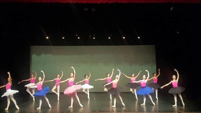 Apresentações de dança abrem a agenda do Teatro Municipal de Marília