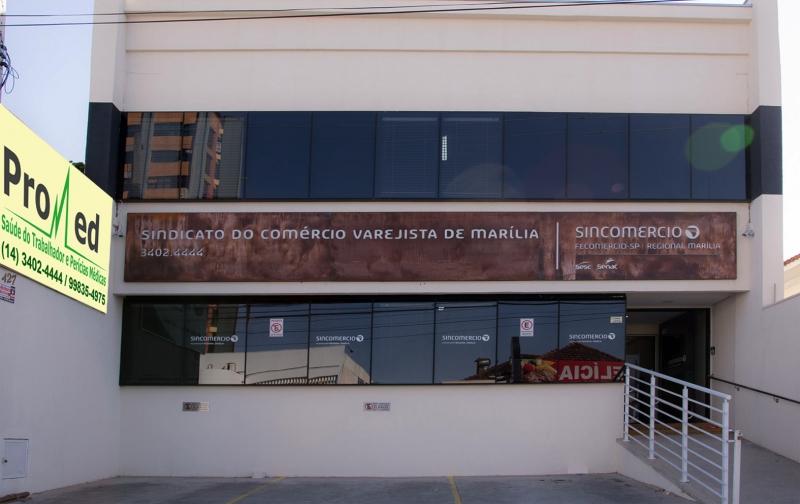 Sincomercio Marília busca bom senso para que a Convenção Coletiva do Trabalho seja assinada