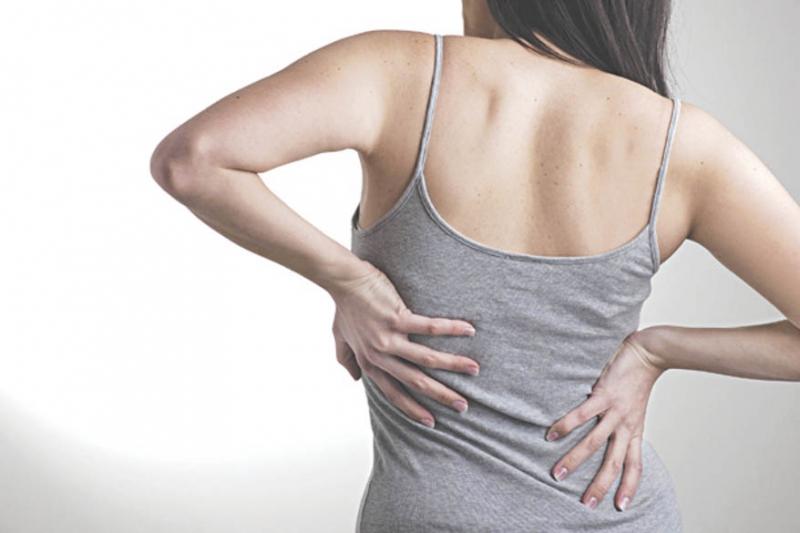 Saúde alerta: rotina e má postura podem gerar dores nas costas