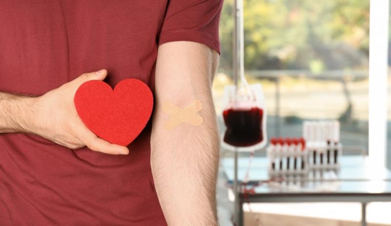 Segunda-feira, dia 25, comemora-se o Dia Nacional do Doador Voluntário de Sangue