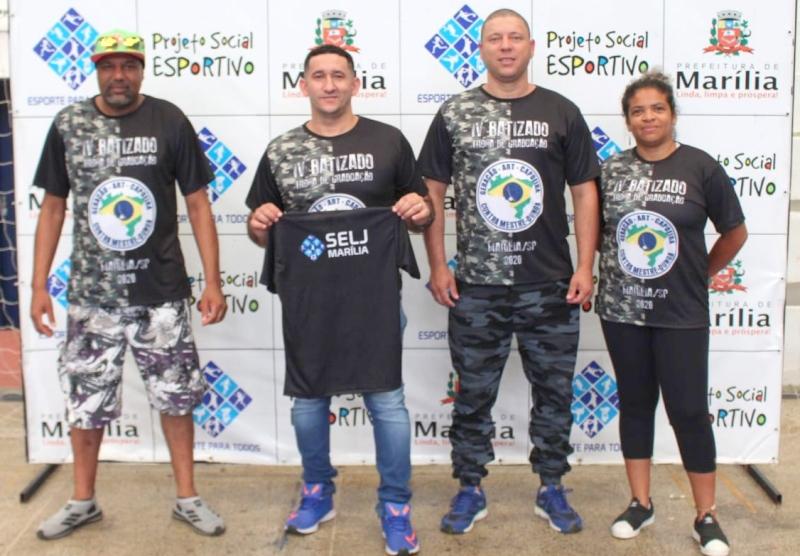 4º Encontro Interestadual de Capoeira acontece neste sábado em Marília