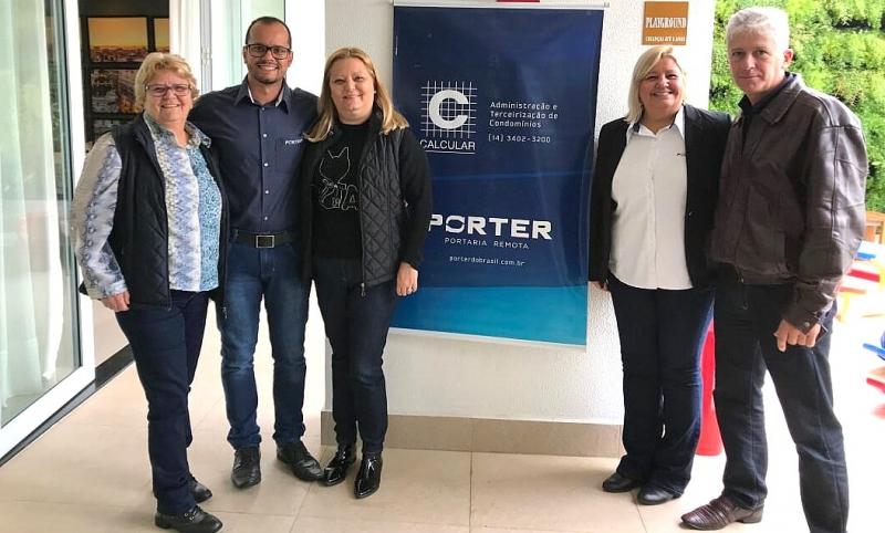 Porter do Brasil inaugura portaria remota no edifício residencial Madrid