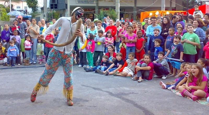 Espetáculo circense gratuito do Circuito Cultural Paulista acontece hoje