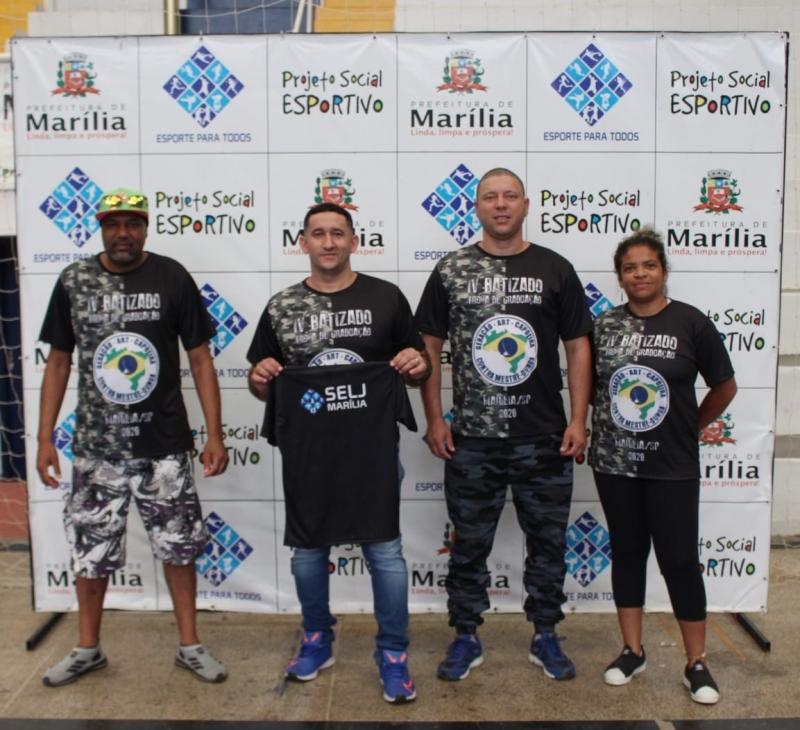 Encontro Interestadual de Capoeira acontece neste sábado na SELJ