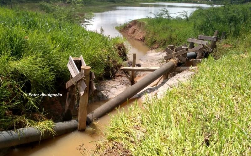 Pode faltar água hoje em diversos bairros de Marília