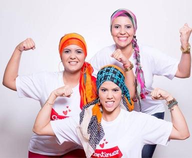 Resultado de imagen para mulheres cancer