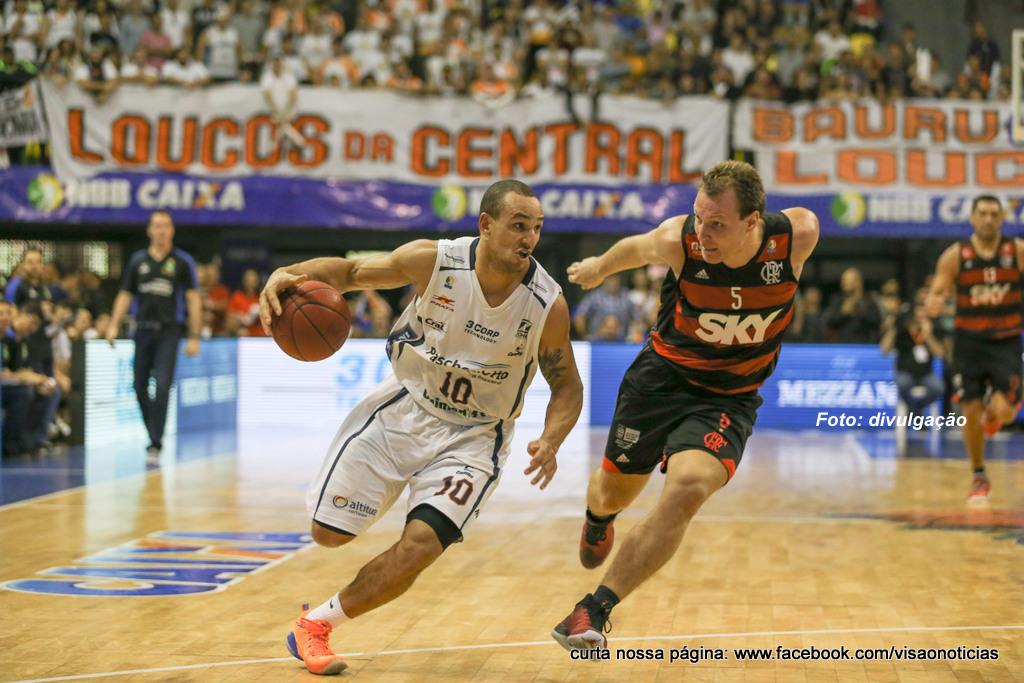 Resultado do jogo de basquete do flamengo